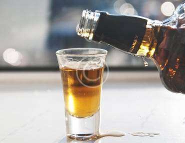 When Whiskey Was the King of Drink